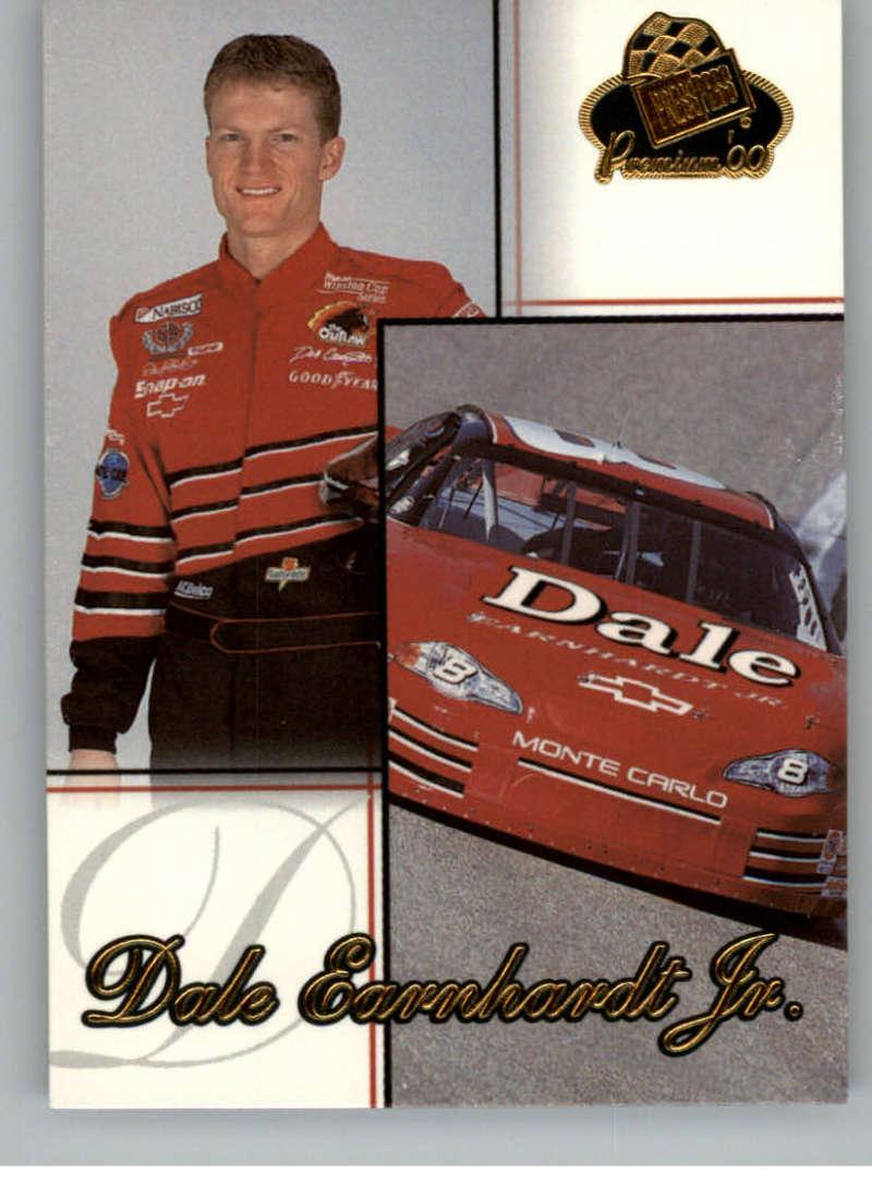 2000 Press Pass Premium #43 Dale Earnhardt Jr. NM-MT RC Rookie