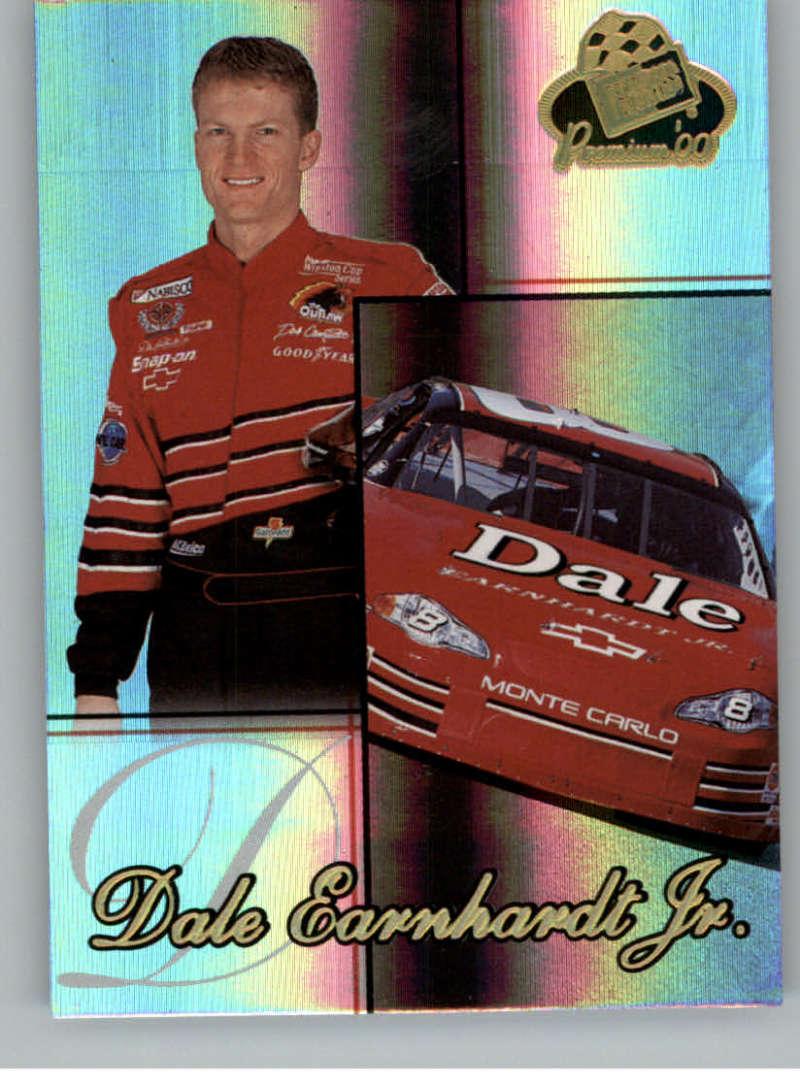 2000 Press Pass Premium Reflectors #43 Dale Earnhardt Jr. NM-MT RC Rookie