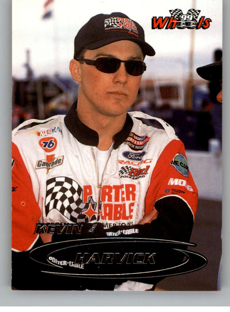 1999 Wheels #88 Kevin Harvick CTS NM-MT RC Rookie