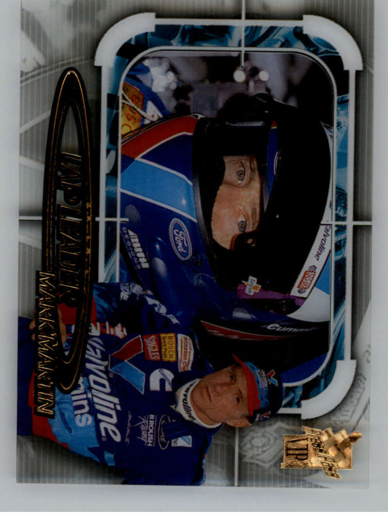 1999 Press Pass VIP Lap Leader #LL6 Mark Martin NM-MT