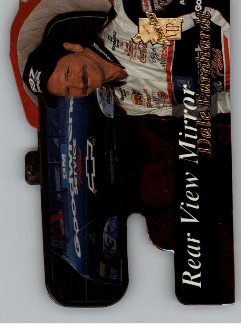 1999 Press Pass VIP Rear View Mirror #RM3 Dale Earnhardt NM-MT