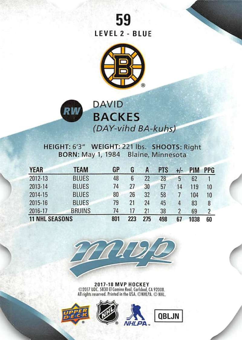 2017-18-Upper-Deck-MVP-Colors-and-Contours-Hockey-Cards-Pick-From-List thumbnail 59