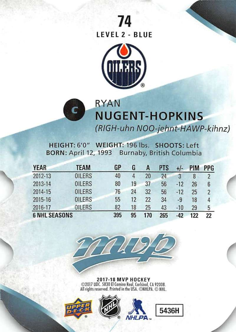 2017-18-Upper-Deck-MVP-Colors-and-Contours-Hockey-Cards-Pick-From-List thumbnail 73