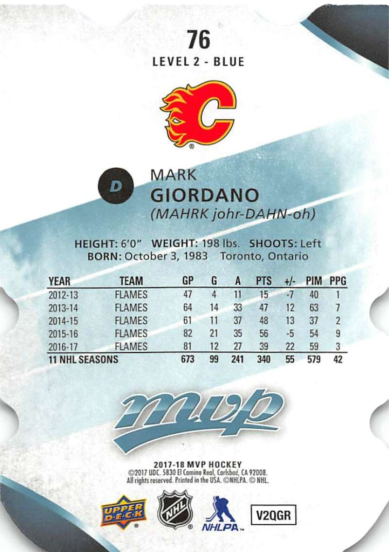 2017-18-Upper-Deck-MVP-Colors-and-Contours-Hockey-Cards-Pick-From-List thumbnail 77