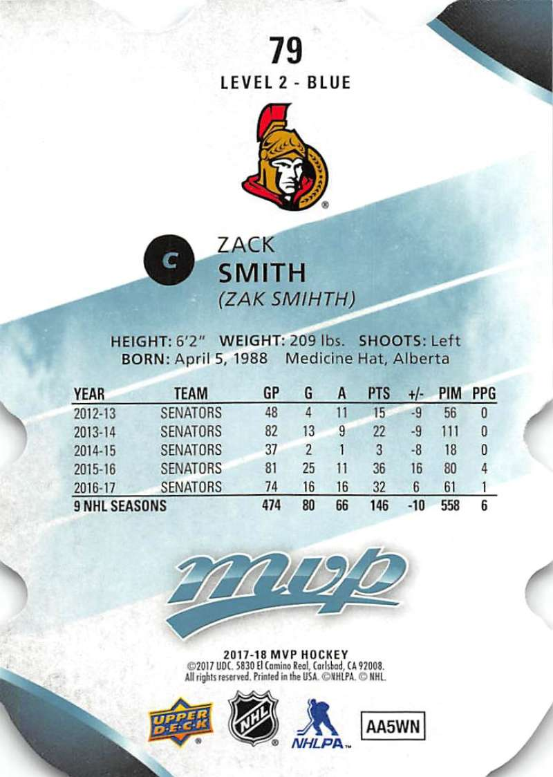 2017-18-Upper-Deck-MVP-Colors-and-Contours-Hockey-Cards-Pick-From-List thumbnail 81