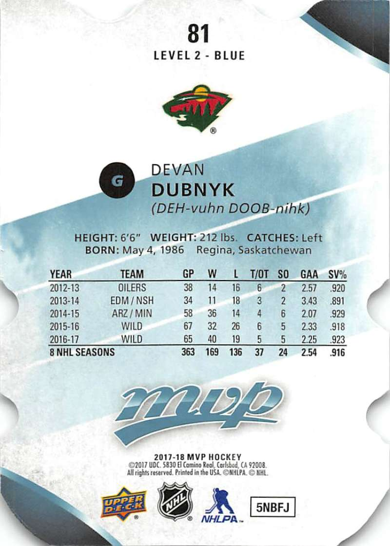 2017-18-Upper-Deck-MVP-Colors-and-Contours-Hockey-Cards-Pick-From-List thumbnail 83