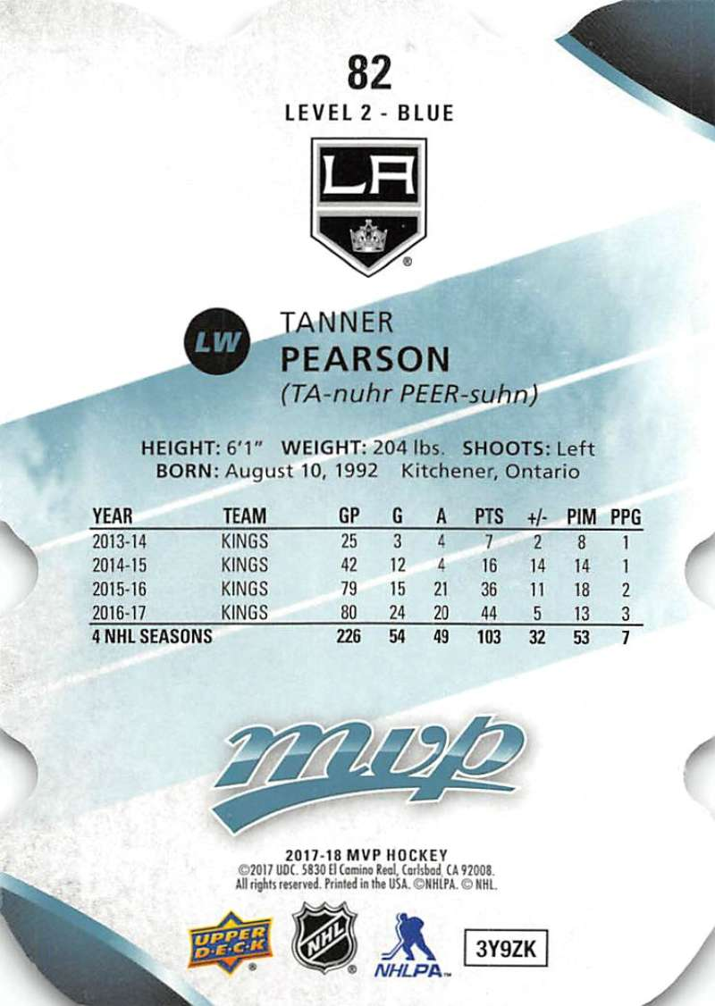 2017-18-Upper-Deck-MVP-Colors-and-Contours-Hockey-Cards-Pick-From-List thumbnail 85