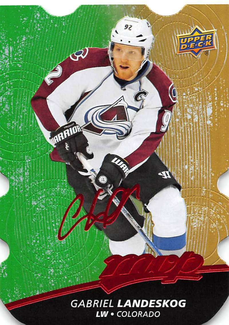 2017-18-Upper-Deck-MVP-Colors-and-Contours-Hockey-Cards-Pick-From-List thumbnail 128