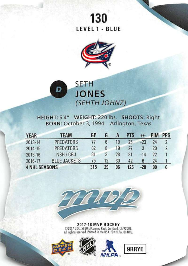 2017-18-Upper-Deck-MVP-Colors-and-Contours-Hockey-Cards-Pick-From-List thumbnail 133