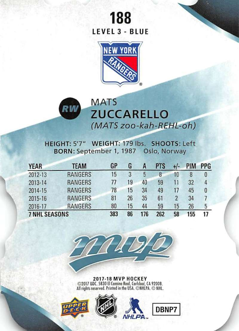 2017-18-Upper-Deck-MVP-Colors-and-Contours-Hockey-Cards-Pick-From-List thumbnail 187