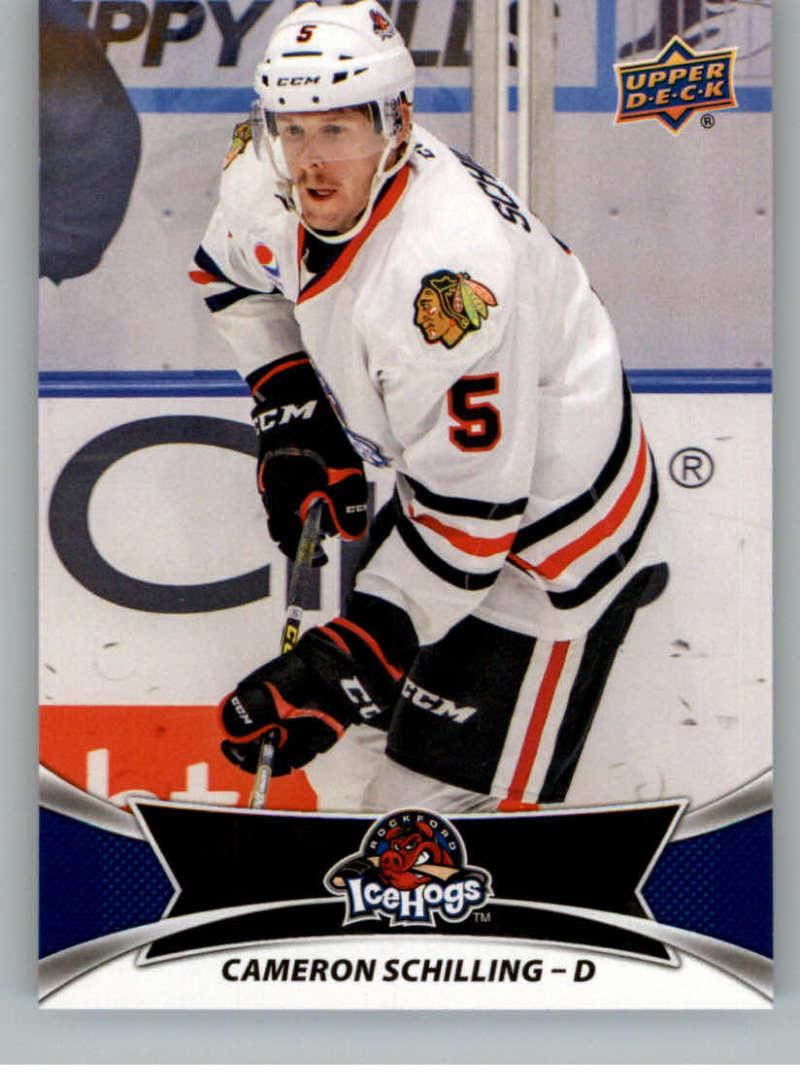 2016-17 Upper Deck AHL #45 Cameron Schilling NM-MT