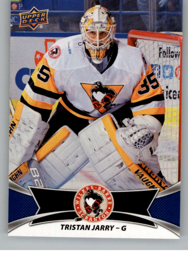 2016-17 Upper Deck AHL #133 Tristan Jarry NM-MT