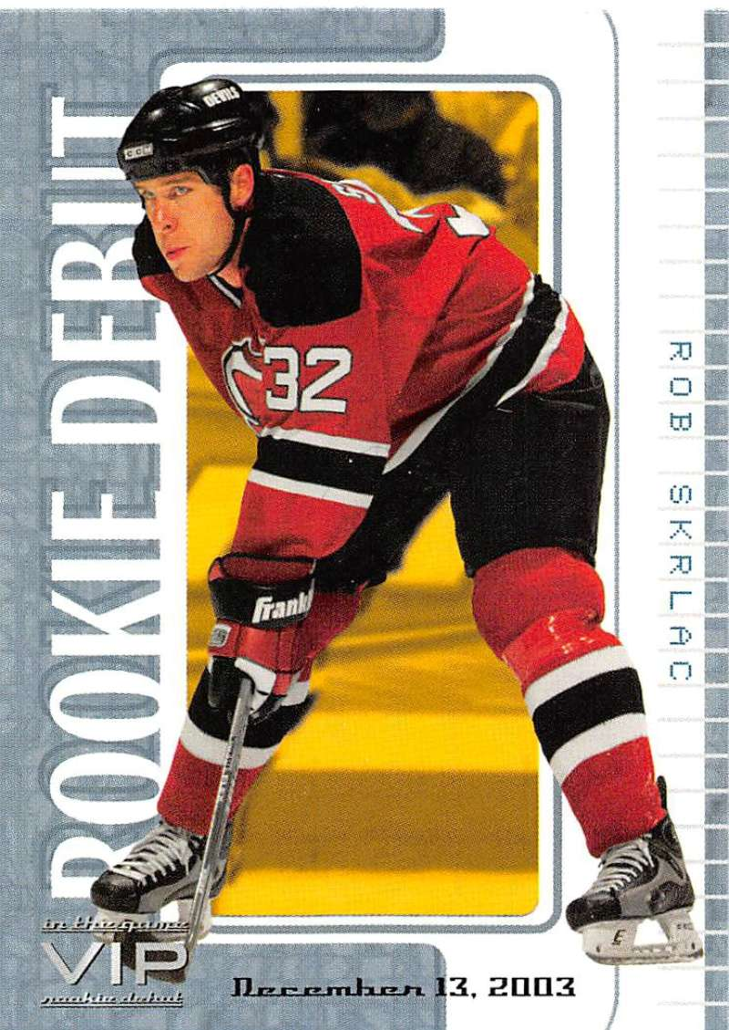 2003-04-In-The-Game-VIP-Rookie-Debut-Hockey-Cards-Pick-From-List thumbnail 150