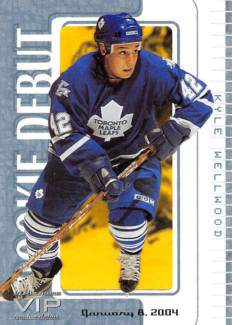 2003-04-In-The-Game-VIP-Rookie-Debut-Hockey-Cards-Pick-From-List thumbnail 188