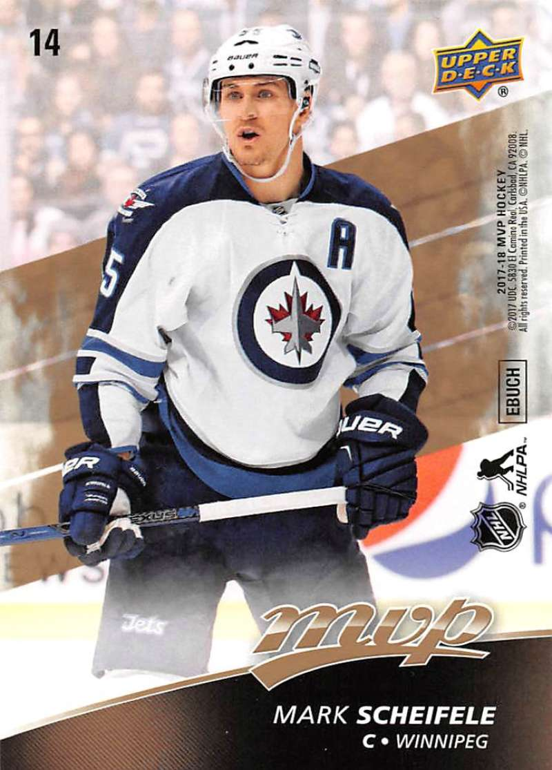 2017-18-Upper-Deck-MVP-Puzzle-Back-Hockey-Cards-Pick-From-List miniature 15