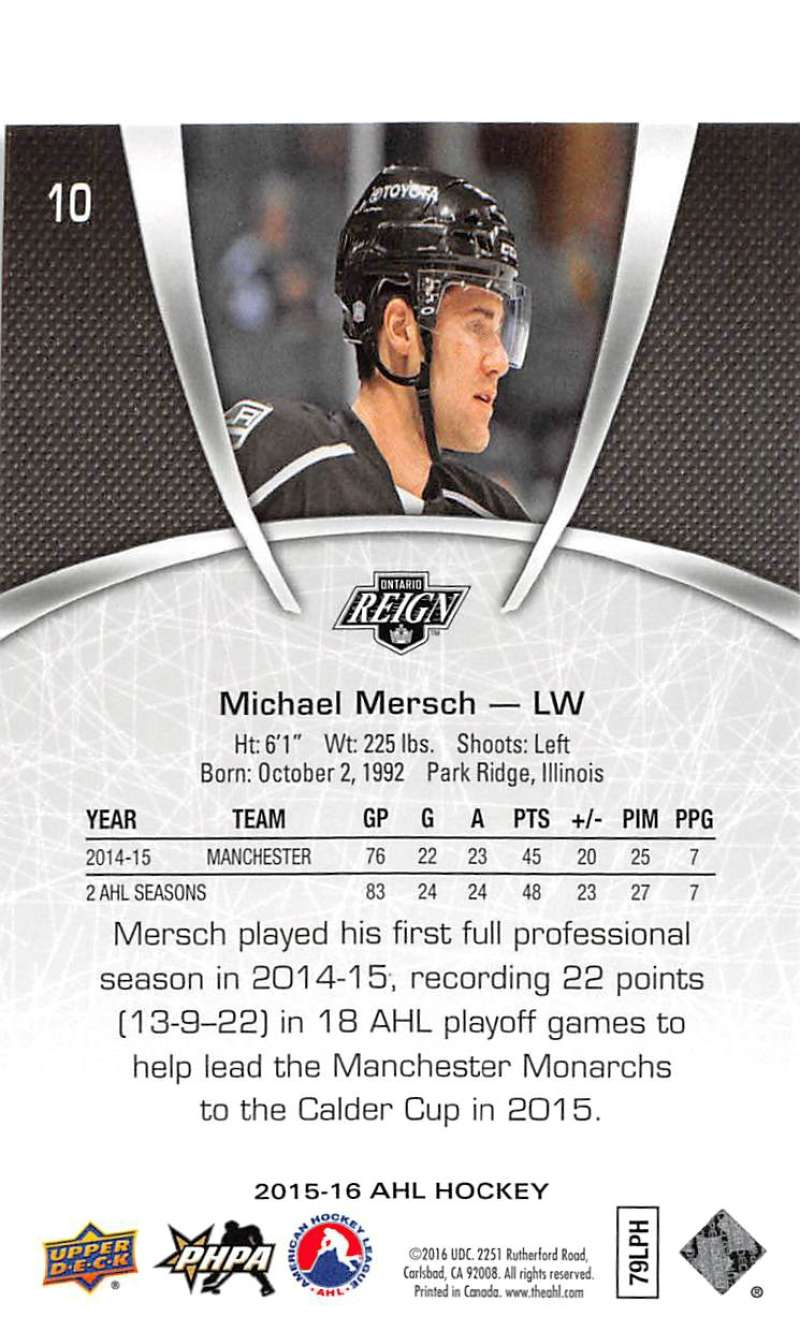 2015-16-Upper-Deck-AHL-Hockey-Cards-Pick-From-List-Includes-Short-Prints thumbnail 21