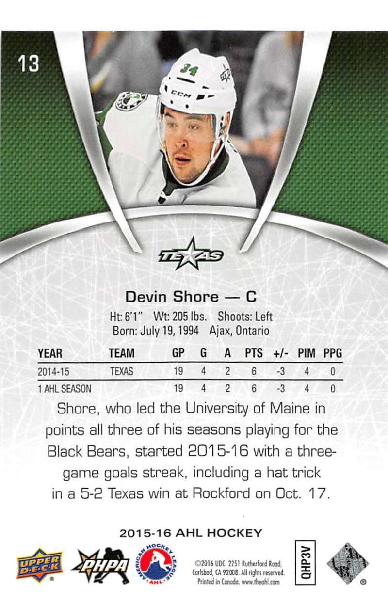 2015-16-Upper-Deck-AHL-Hockey-Cards-Pick-From-List-Includes-Short-Prints thumbnail 27