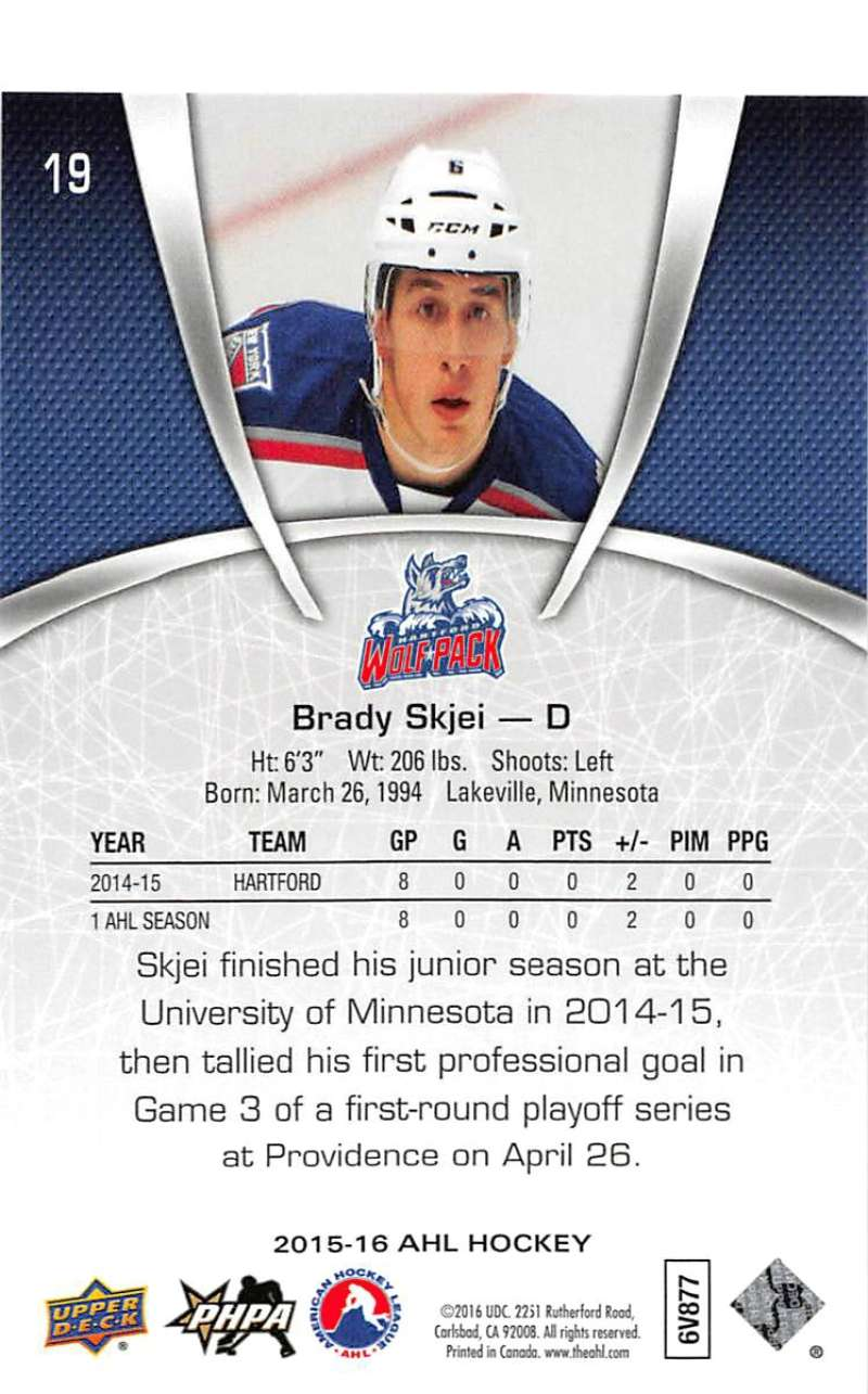 2015-16-Upper-Deck-AHL-Hockey-Cards-Pick-From-List-Includes-Short-Prints thumbnail 39