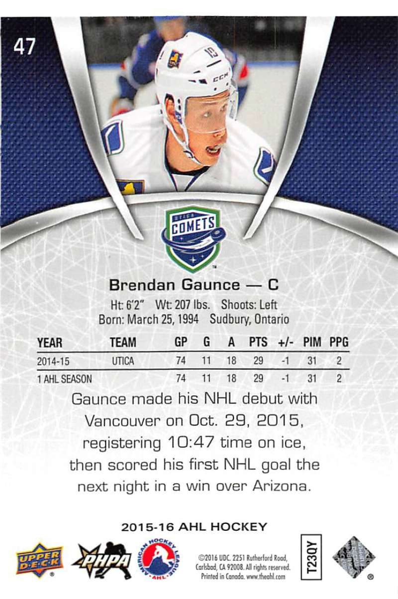 2015-16-Upper-Deck-AHL-Hockey-Cards-Pick-From-List-Includes-Short-Prints thumbnail 95
