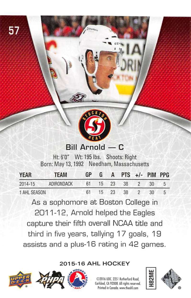 2015-16-Upper-Deck-AHL-Hockey-Cards-Pick-From-List-Includes-Short-Prints thumbnail 115