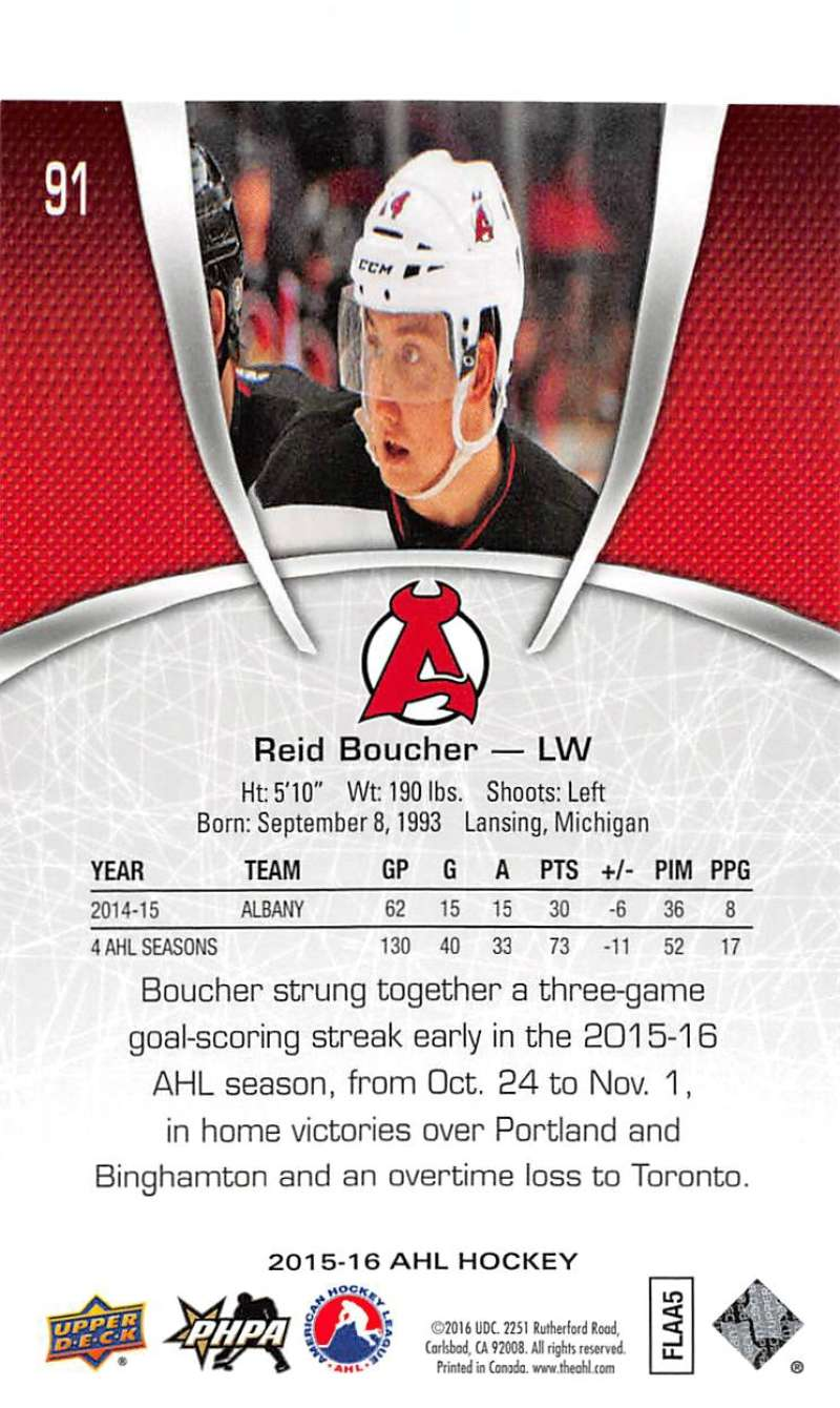 2015-16-Upper-Deck-AHL-Hockey-Cards-Pick-From-List-Includes-Short-Prints thumbnail 183