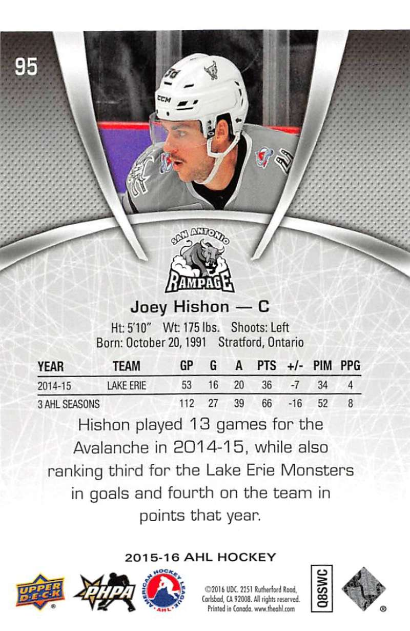 2015-16-Upper-Deck-AHL-Hockey-Cards-Pick-From-List-Includes-Short-Prints thumbnail 191