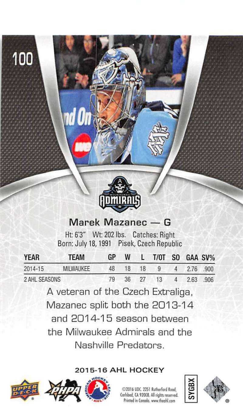 2015-16-Upper-Deck-AHL-Hockey-Cards-Pick-From-List-Includes-Short-Prints thumbnail 201