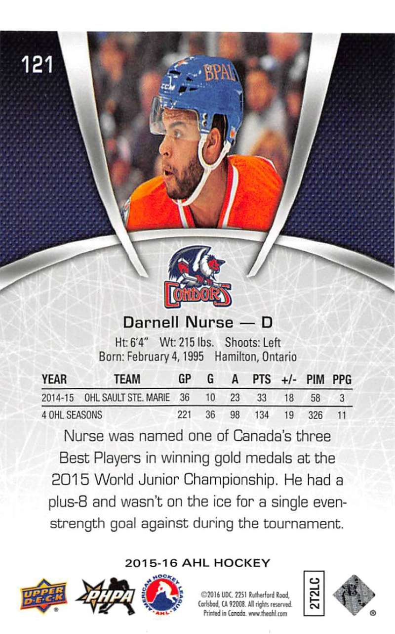 2015-16-Upper-Deck-AHL-Hockey-Cards-Pick-From-List-Includes-Short-Prints thumbnail 237