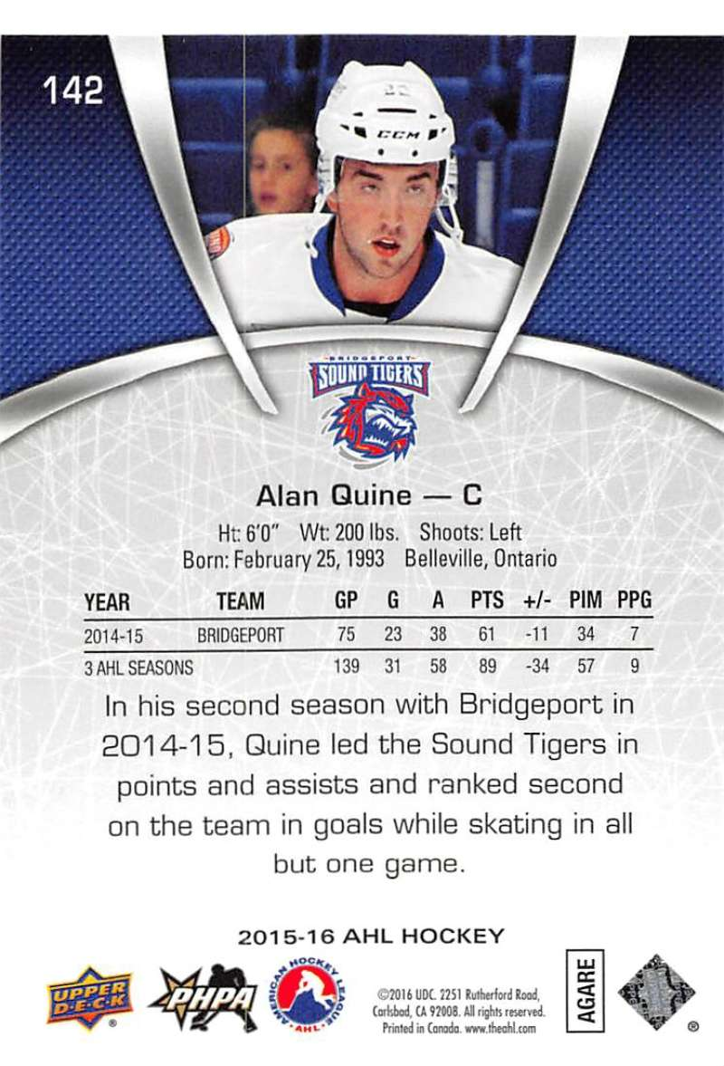 2015-16-Upper-Deck-AHL-Hockey-Cards-Pick-From-List-Includes-Short-Prints thumbnail 279