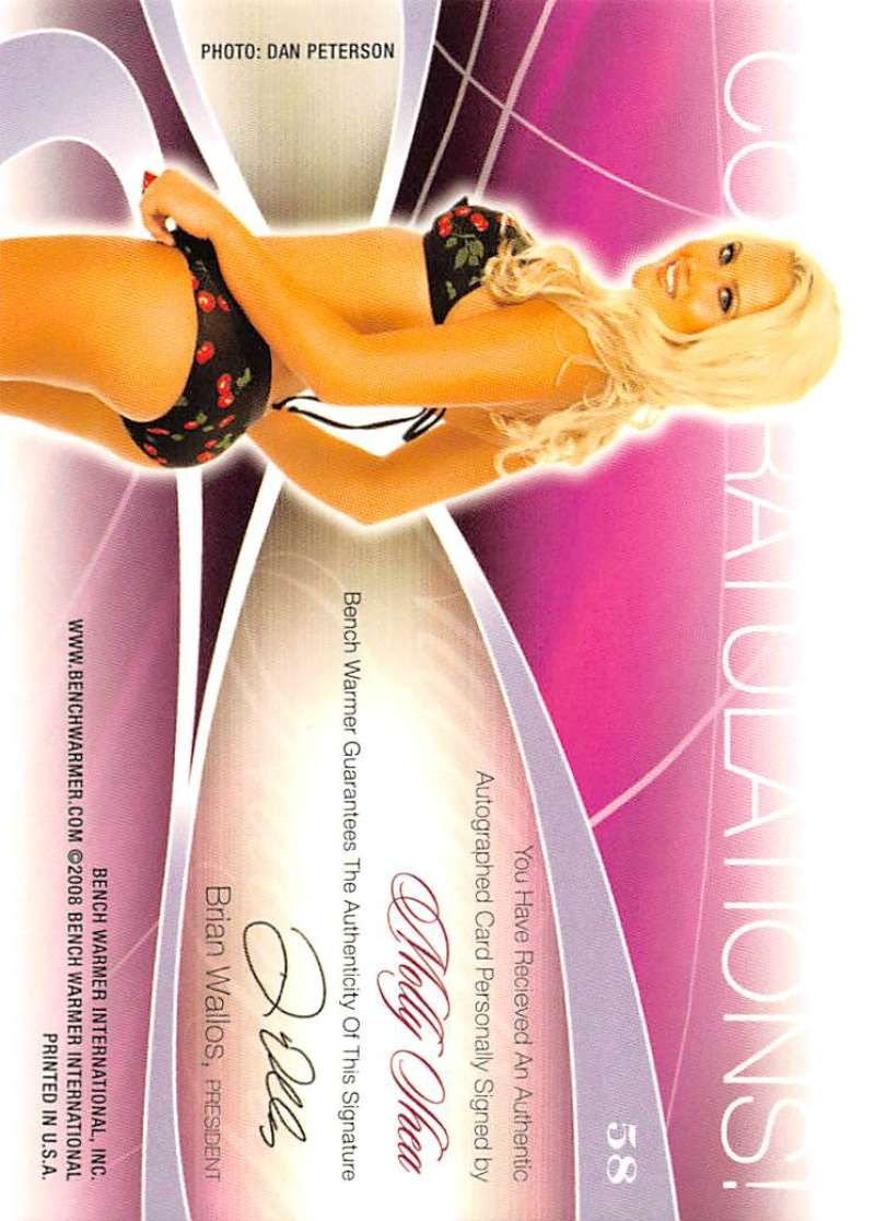 All Sets Included 2008 Bench Warmer Signature Autographs Auto Pick From List