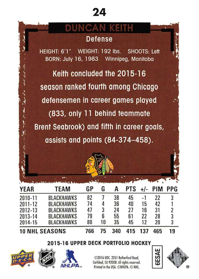 2015-16-Upper-Deck-Portfolio-Hockey-Cards-Pick-From-List-1-250-Includes-Rookies thumbnail 49