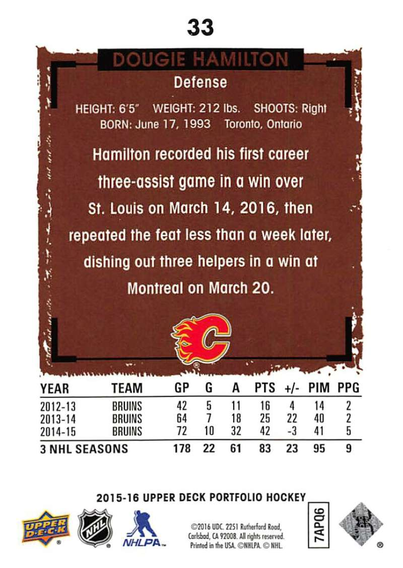 2015-16-Upper-Deck-Portfolio-Hockey-Cards-Pick-From-List-1-250-Includes-Rookies thumbnail 63