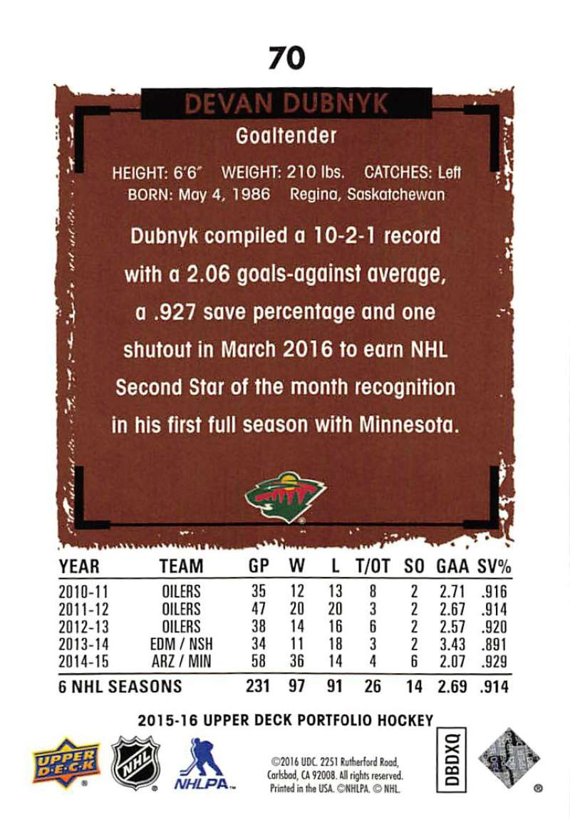2015-16-Upper-Deck-Portfolio-Hockey-Cards-Pick-From-List-1-250-Includes-Rookies thumbnail 133