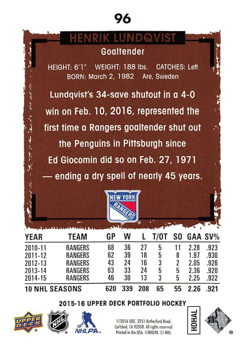 2015-16-Upper-Deck-Portfolio-Hockey-Cards-Pick-From-List-1-250-Includes-Rookies thumbnail 185