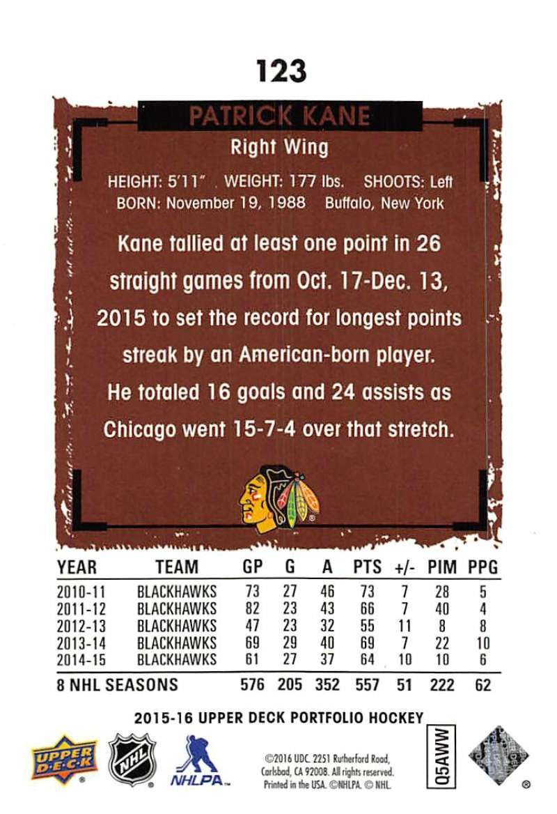 2015-16-Upper-Deck-Portfolio-Hockey-Cards-Pick-From-List-1-250-Includes-Rookies thumbnail 231