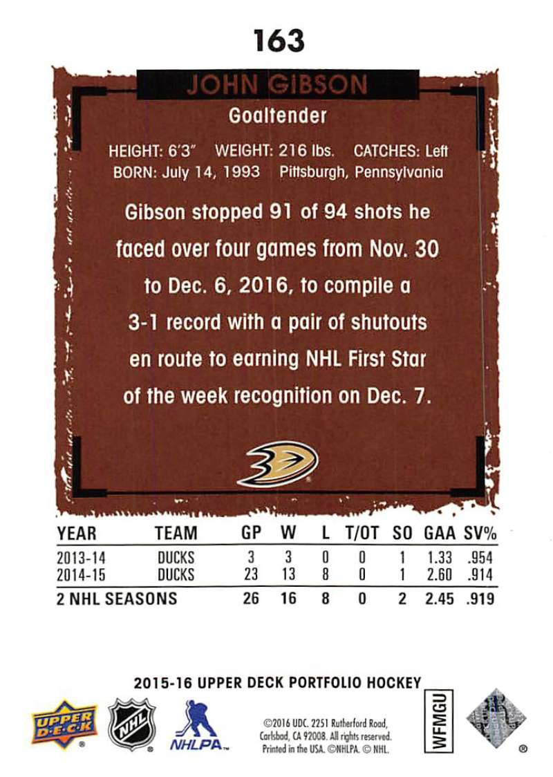 2015-16-Upper-Deck-Portfolio-Hockey-Cards-Pick-From-List-1-250-Includes-Rookies thumbnail 311