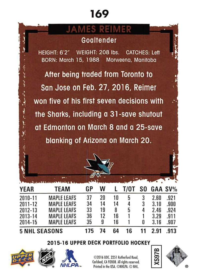 2015-16-Upper-Deck-Portfolio-Hockey-Cards-Pick-From-List-1-250-Includes-Rookies thumbnail 319