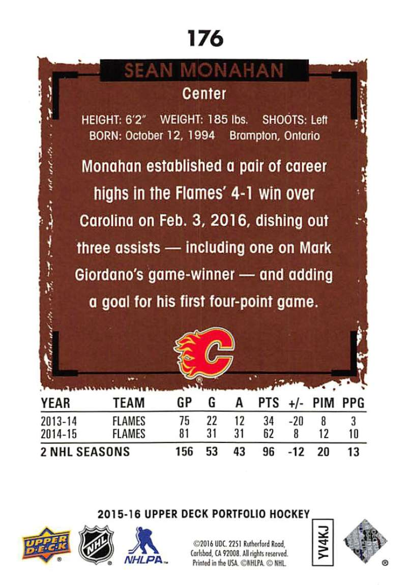 2015-16-Upper-Deck-Portfolio-Hockey-Cards-Pick-From-List-1-250-Includes-Rookies thumbnail 333