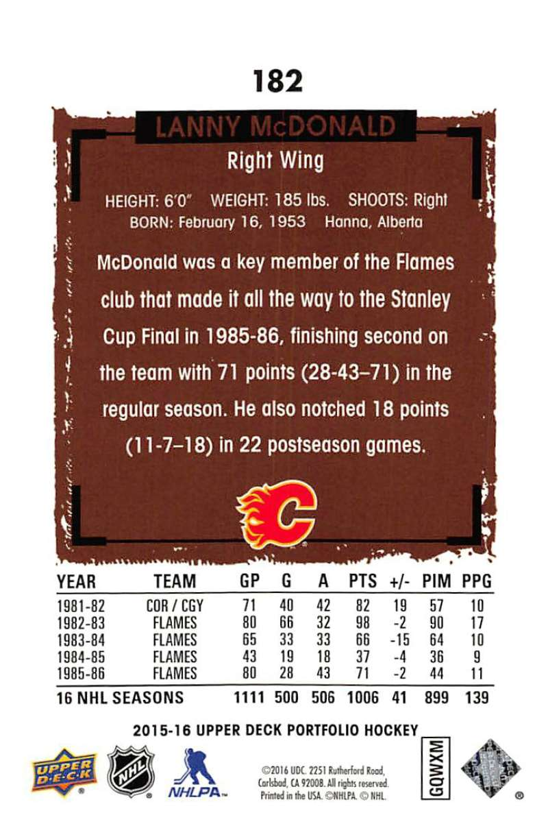 2015-16-Upper-Deck-Portfolio-Hockey-Cards-Pick-From-List-1-250-Includes-Rookies thumbnail 343
