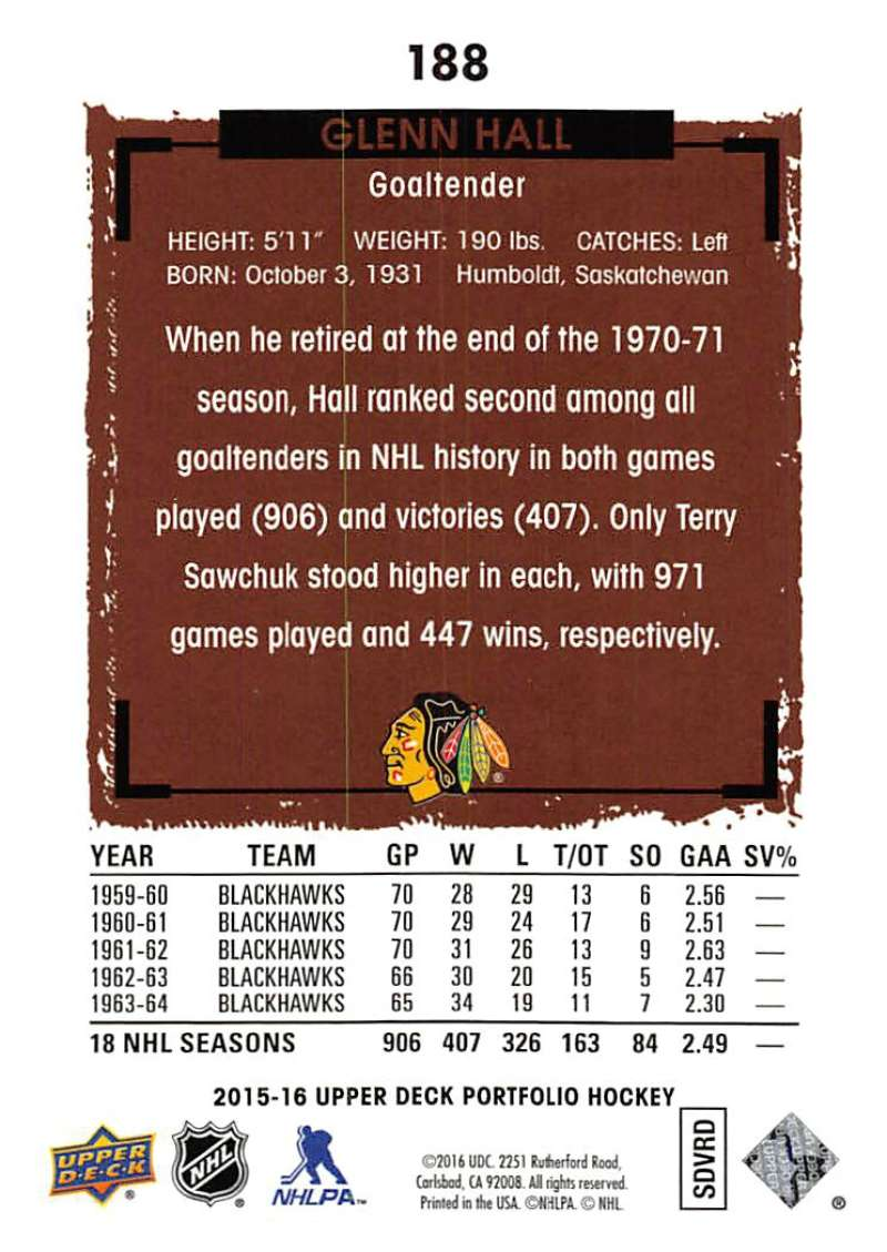 2015-16-Upper-Deck-Portfolio-Hockey-Cards-Pick-From-List-1-250-Includes-Rookies thumbnail 353