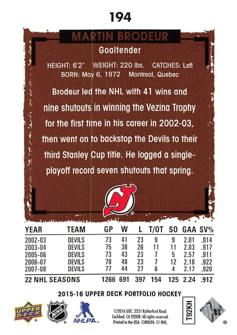 2015-16-Upper-Deck-Portfolio-Hockey-Cards-Pick-From-List-1-250-Includes-Rookies thumbnail 365