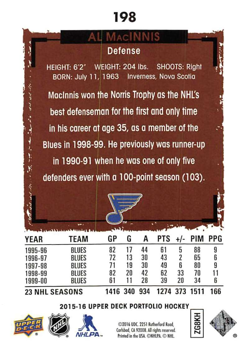 2015-16-Upper-Deck-Portfolio-Hockey-Cards-Pick-From-List-1-250-Includes-Rookies thumbnail 373