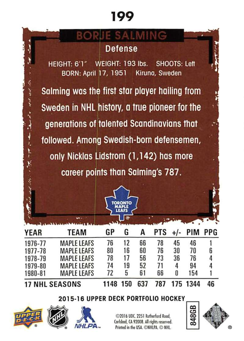 2015-16-Upper-Deck-Portfolio-Hockey-Cards-Pick-From-List-1-250-Includes-Rookies thumbnail 375
