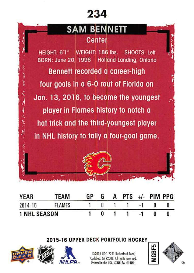 2015-16-Upper-Deck-Portfolio-Hockey-Cards-Pick-From-List-1-250-Includes-Rookies thumbnail 439