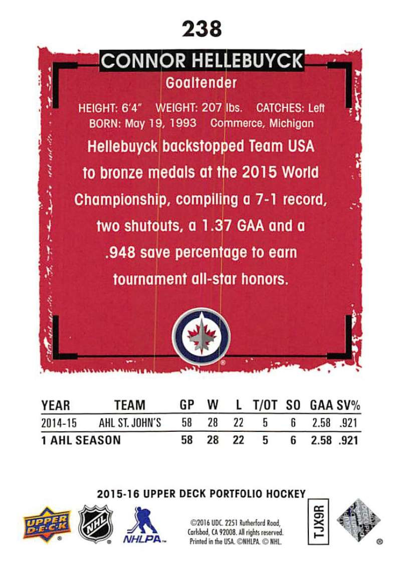 2015-16-Upper-Deck-Portfolio-Hockey-Cards-Pick-From-List-1-250-Includes-Rookies thumbnail 447
