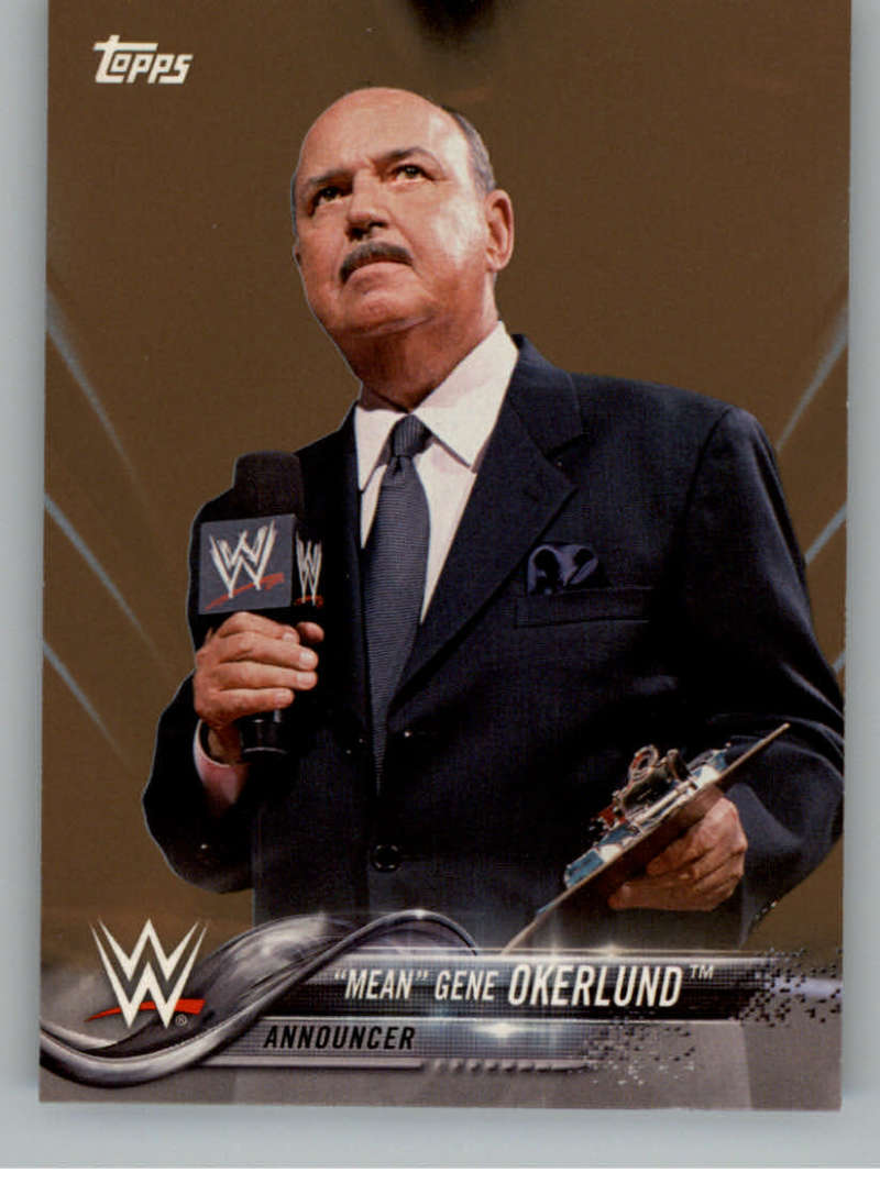 2018-Topps-Wrestling-WWE-Base-and-Bronze-Cards-Pick-From-List-1-100