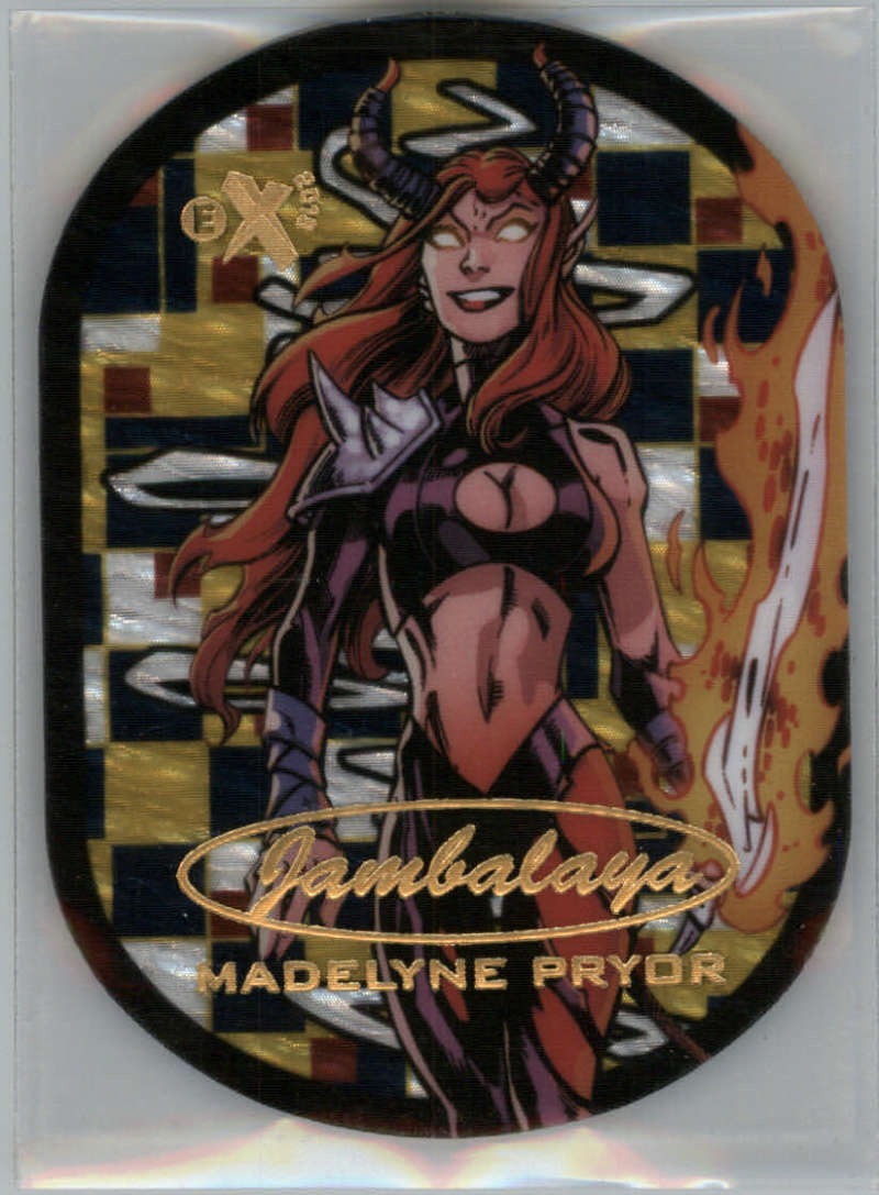 2018 Fleer Ultra X-Men Jambalaya #22 Madelyne Pryor