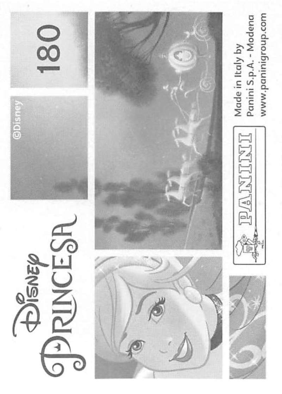 250-260 p1-p20 Card 1-50 au choix PANINI DISNEY PRINCESS Sticker /& Cards