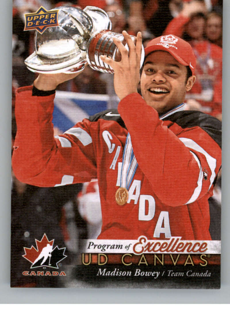 2017-18-Upper-Deck-Canvas-Series-Two-Cards-Pick-From-List-Includes-Young-Guns miniature 127