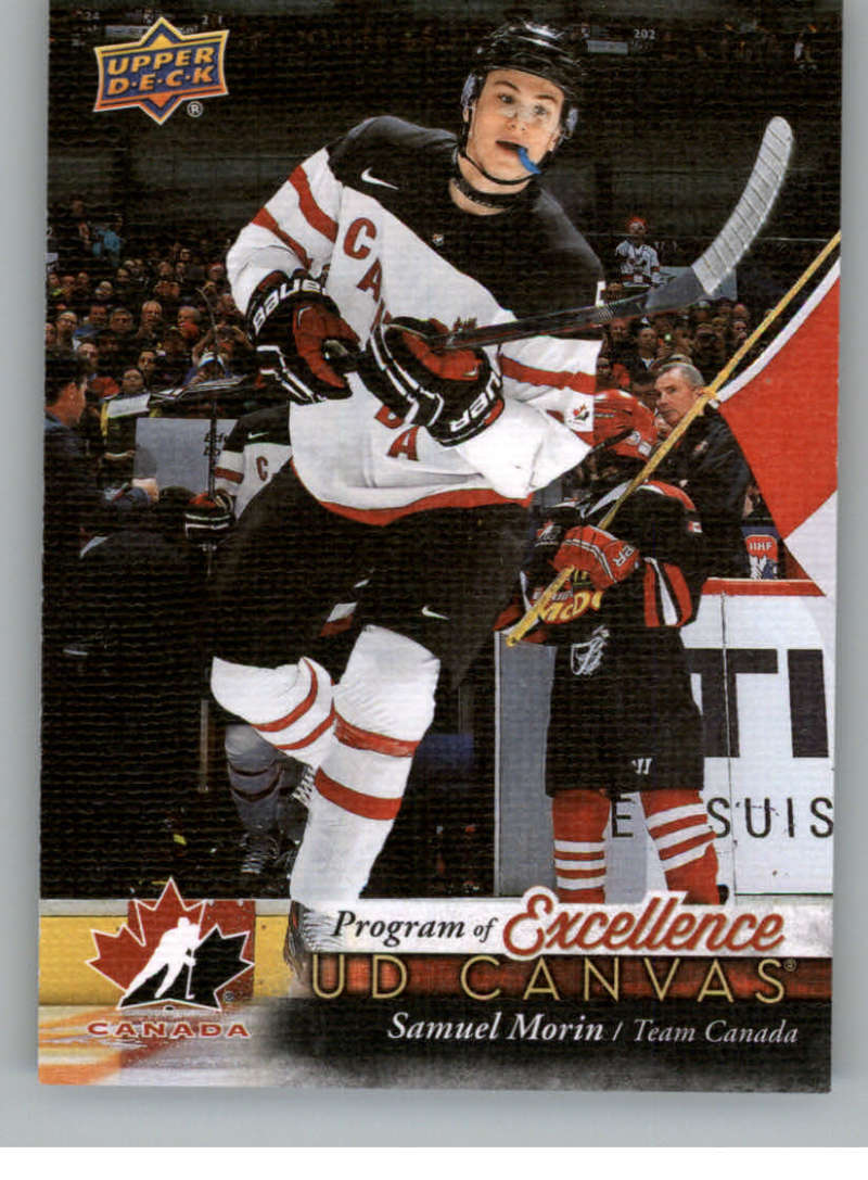 2017-18-Upper-Deck-Canvas-Series-Two-Cards-Pick-From-List-Includes-Young-Guns miniature 131